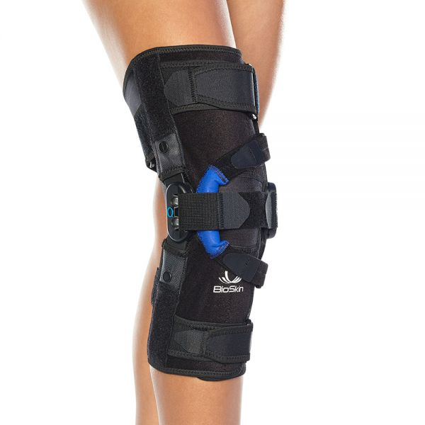 Max support patellofemoral brace wraparound
