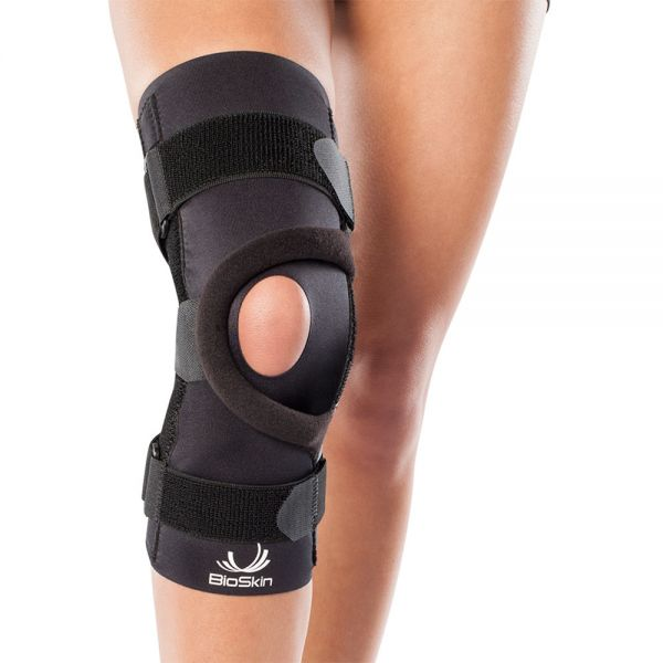 Patella tracking brace