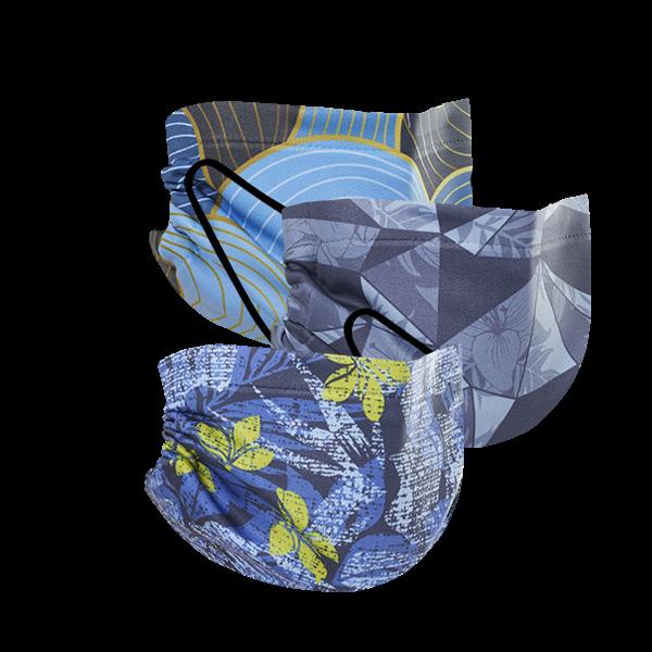Kids Mask - Board Shorts 3 Pack
