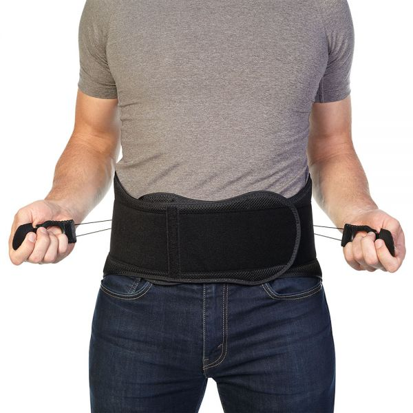 Back brace for pain relief