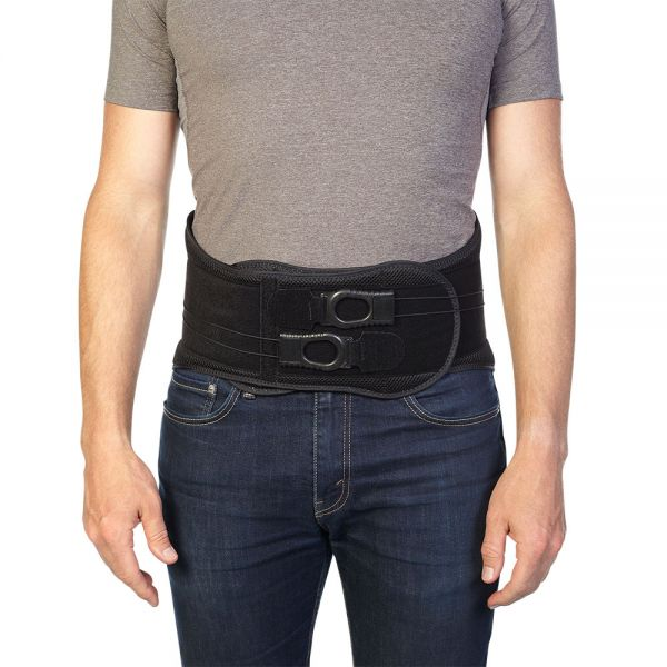 Back brace for herniated disc