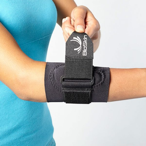 Relieve tennis elbow pain