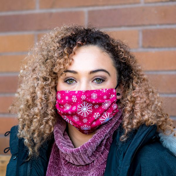 North Pole - Three Pack Fabric Face Mask
