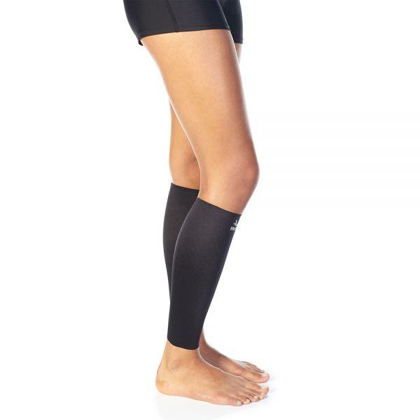 Calf sleeves for running