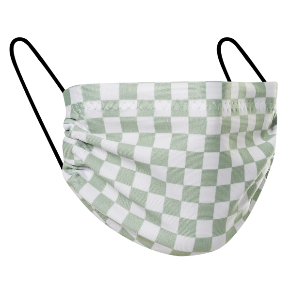 Kids Mask - Checkerboard 3 Pack