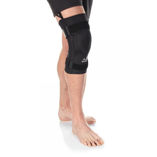 Most comfortable hinged knee brace