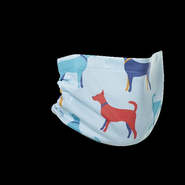 Kids Mask - Pups 3 Pack