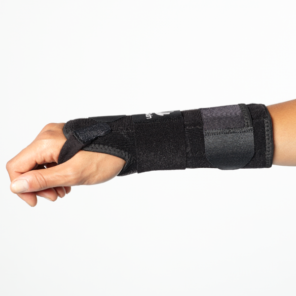 Wrist brace for stabilization and pain relief