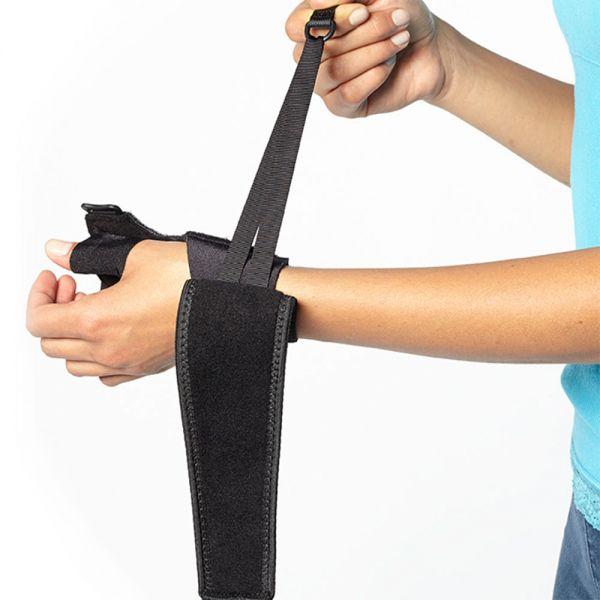 Gamekeeper's thumb brace