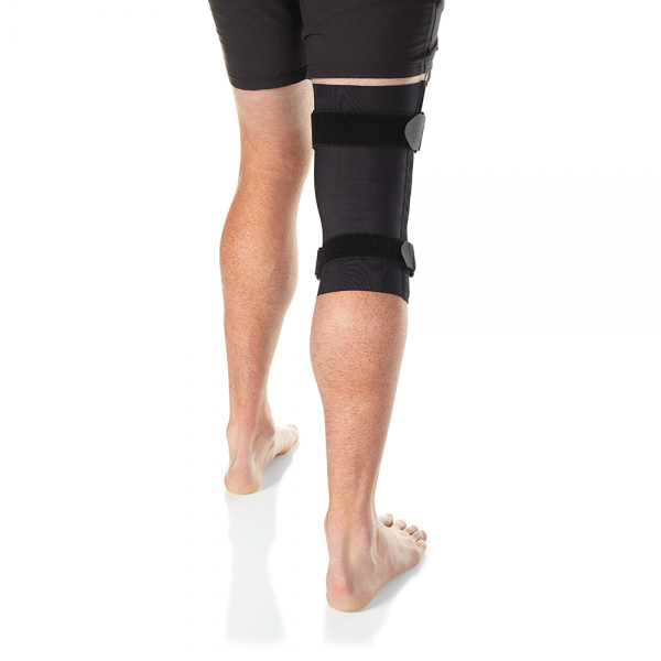 comfortable hinge knee brace