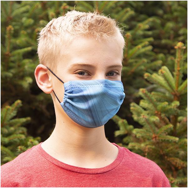 Kids Mask - Candy Cane Lane 3 Pack