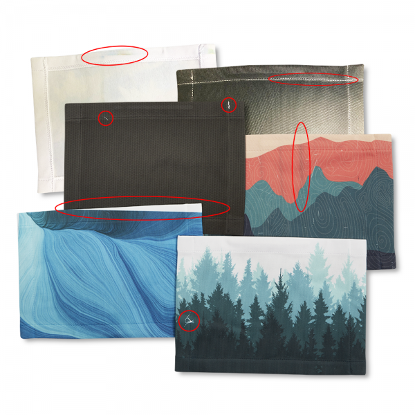 Mystery 5 Pack - Single Layer Masks