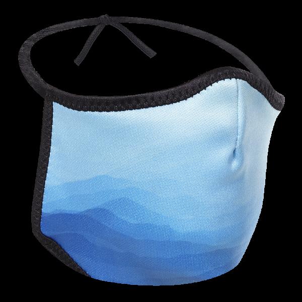 Tie Face Mask - Ocean 3 Pack