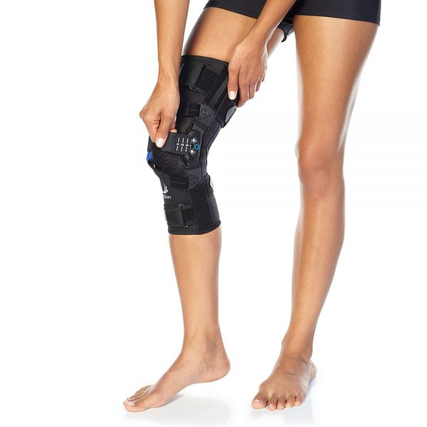 Most supportive patellofemoral brace