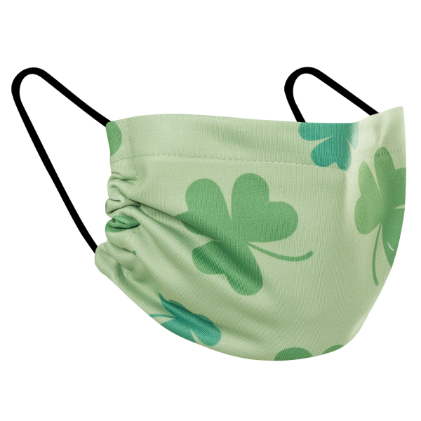 Shamrocks - Three Pack Fabric Face Mask