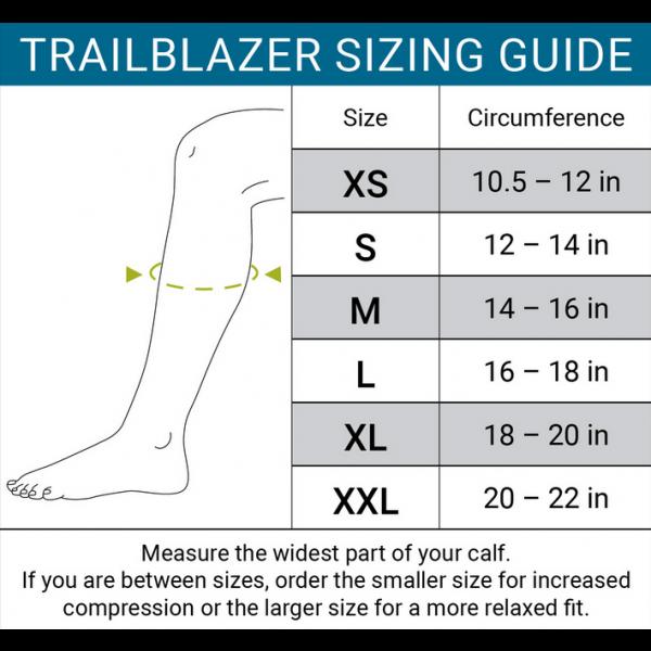 Trailblazer Calf Sleeves