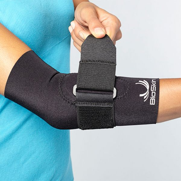 Sleeve for tennis elbow pain