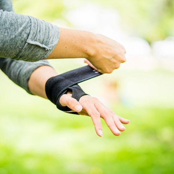 Wrist Compression Wrap