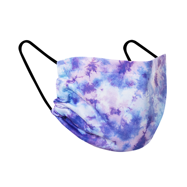 Tie Dye - Three Pack Fabric Face Mask