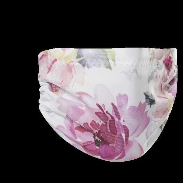 Kids Mask - Watercolor Flowers 3 Pack