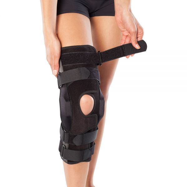 Wraparound acl tear brace