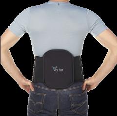 Vector back brace